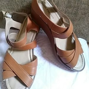 Hush Puppies wedges